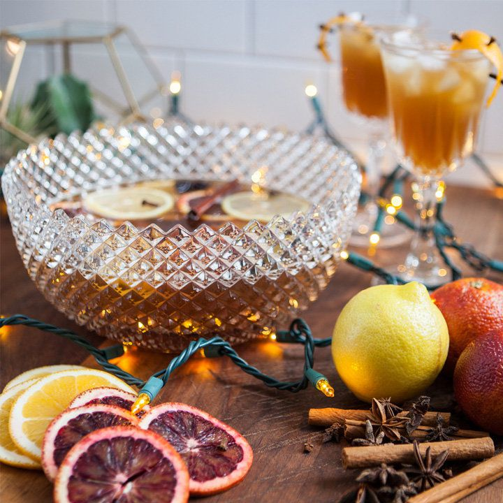 Pear & Pub Ale Party Punch