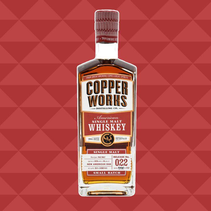 Copperworks American Single Malt
