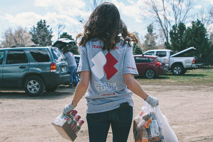 Garrison Brothers partnered with Team Rubicon for Operation Crush COVID-19.