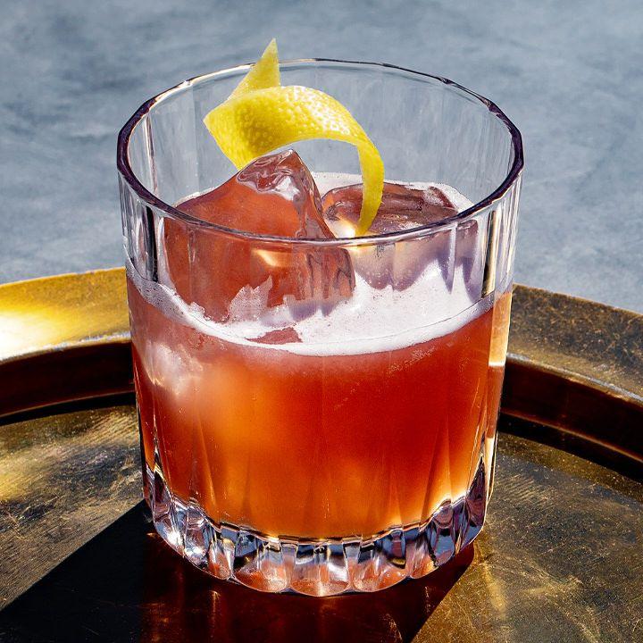 Sin Nombre cocktail