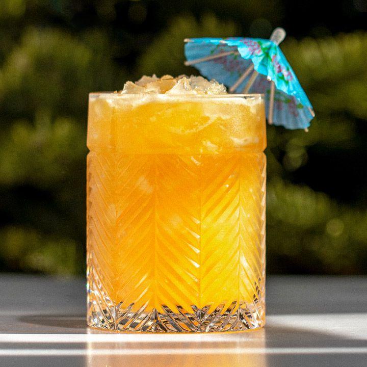 Beachbum's Own cocktail