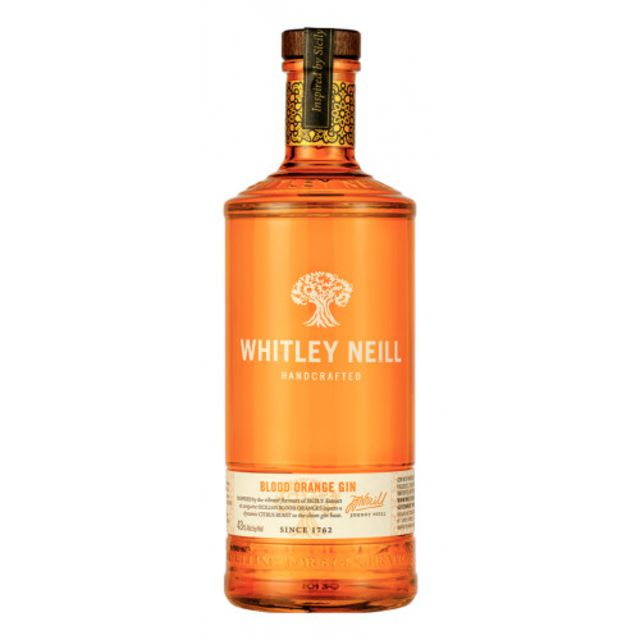 Whitley Neill Blood Orange Handcrafted Gin