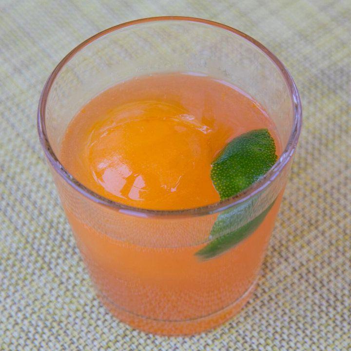 El Volcan cocktail