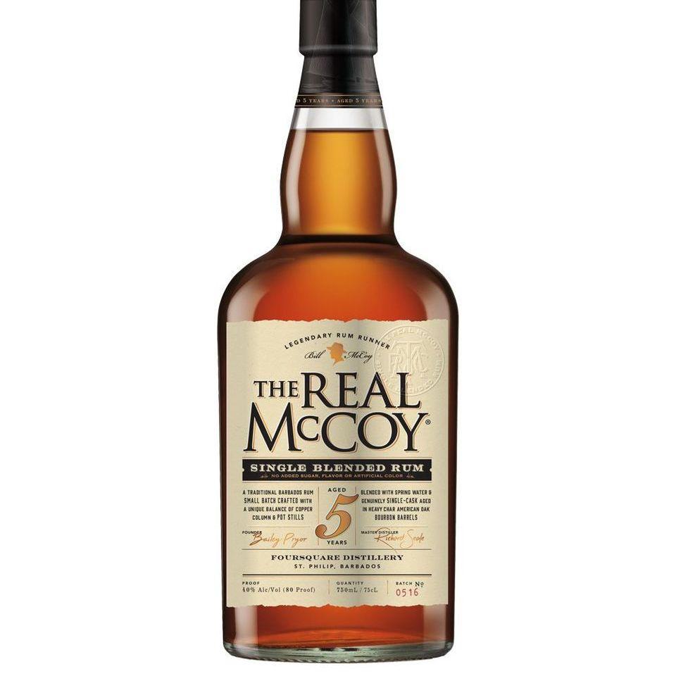 Real McCoy Barbados Rum 5 Year