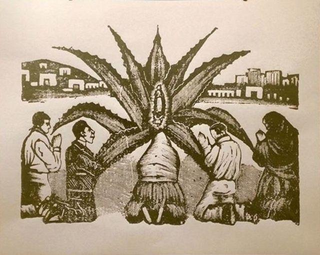 Jose Guadalupe Posada print