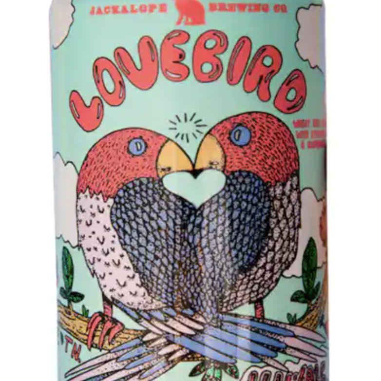 Jackalope Lovebird Strawberry Raspberry Wheat