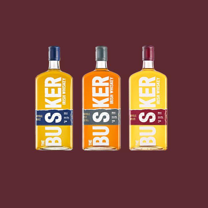 The Busker whiskeys