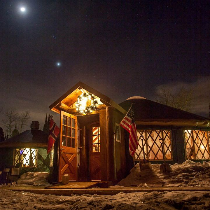 Viking Yurt at Park City Mountain Resort