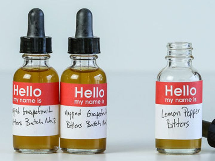 How To Make Your Own Bitters
