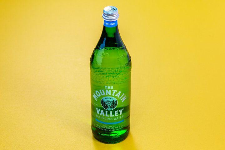 Mountain Valley bottle