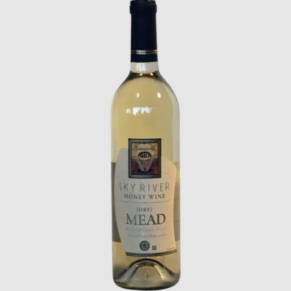 Sky River Dry Honey Mead Wine