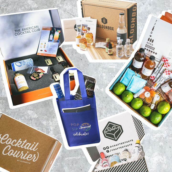 cocktail subscription kits