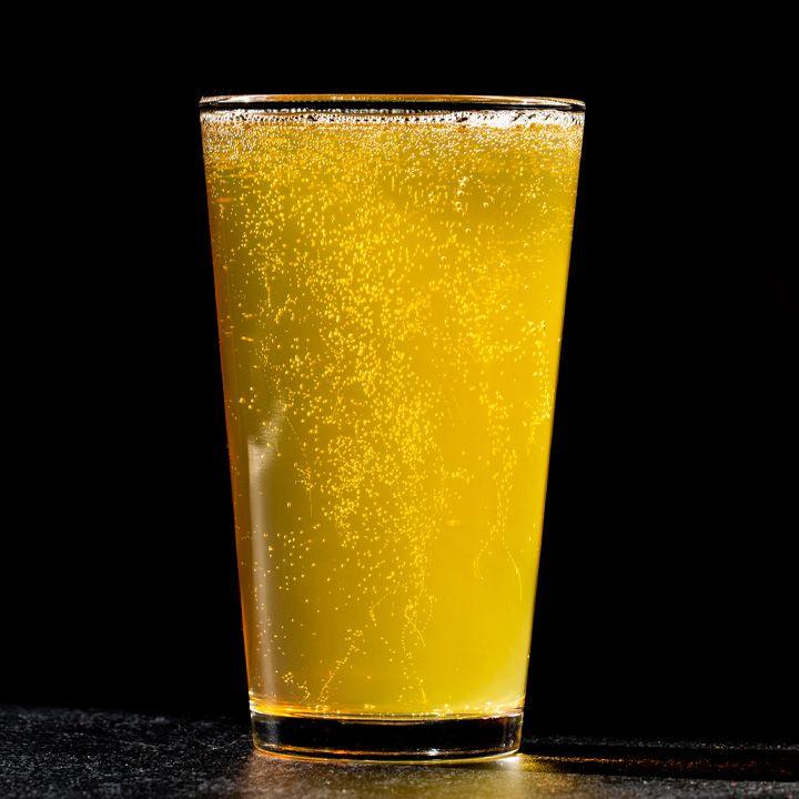 Radler cocktail