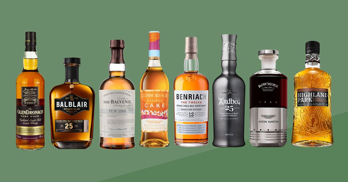 A Dozen New Single Malt Scotches to Drink or Dream About