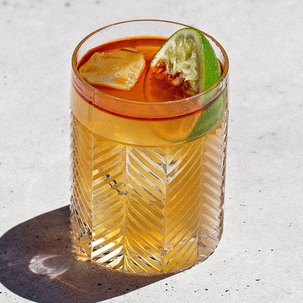 Velvet Sea cocktail