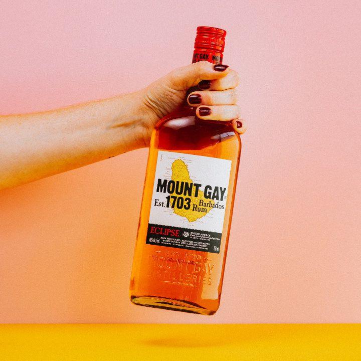 Mount Gay Eclipse bottle