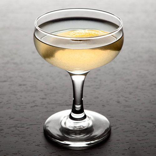 Hendrick's Breakfast Martini