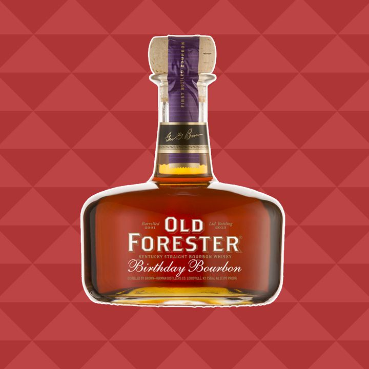 Old Forester Birthday