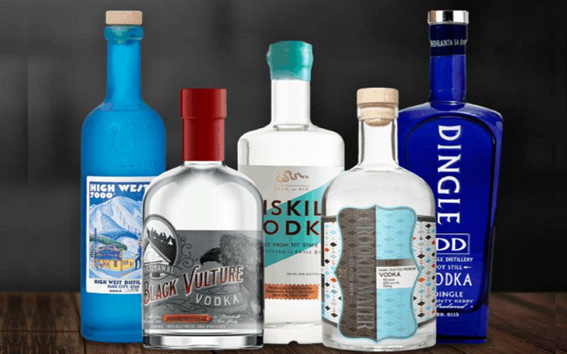 Taster's Club Vodka of the Month Club