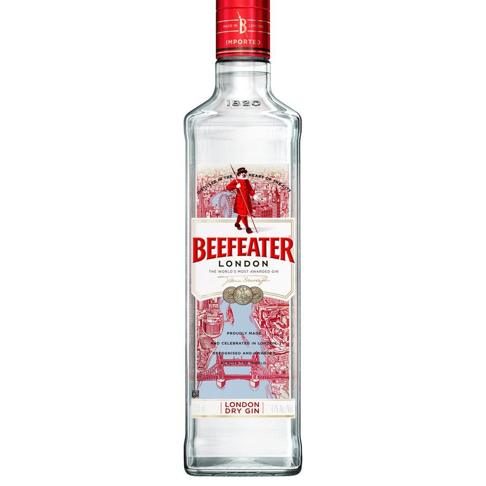 Beefeater London Dry Gin Bottle