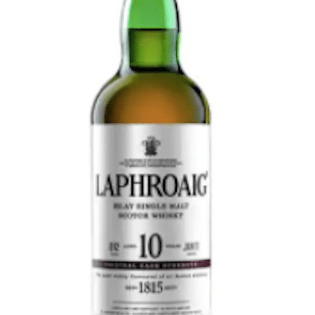 Laphroig 10-Year Cask Strength