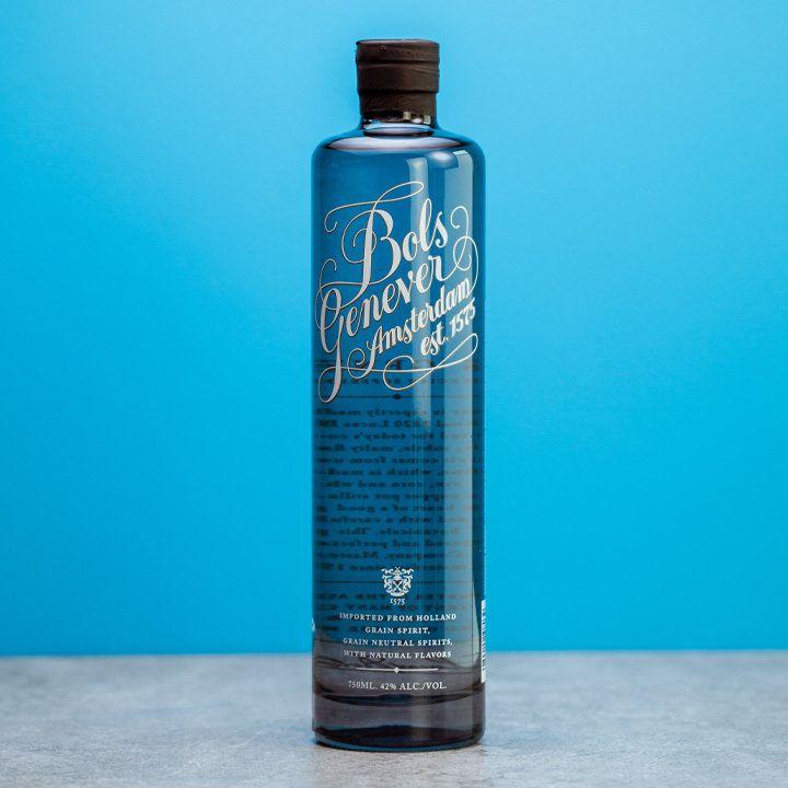 Bols Genever bottle