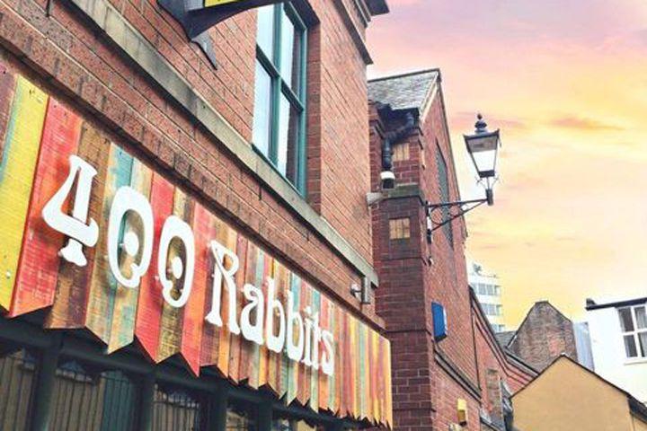 400 Rabbits exterior