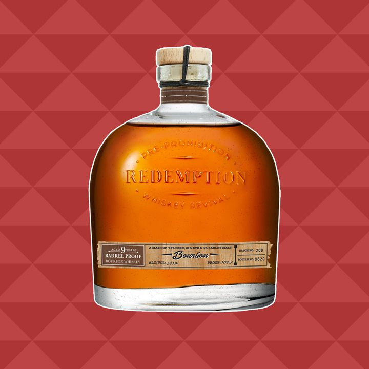 Redemption Barrel Proof 9 Year
