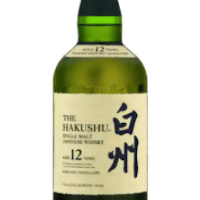Hakushu 12 Year Old