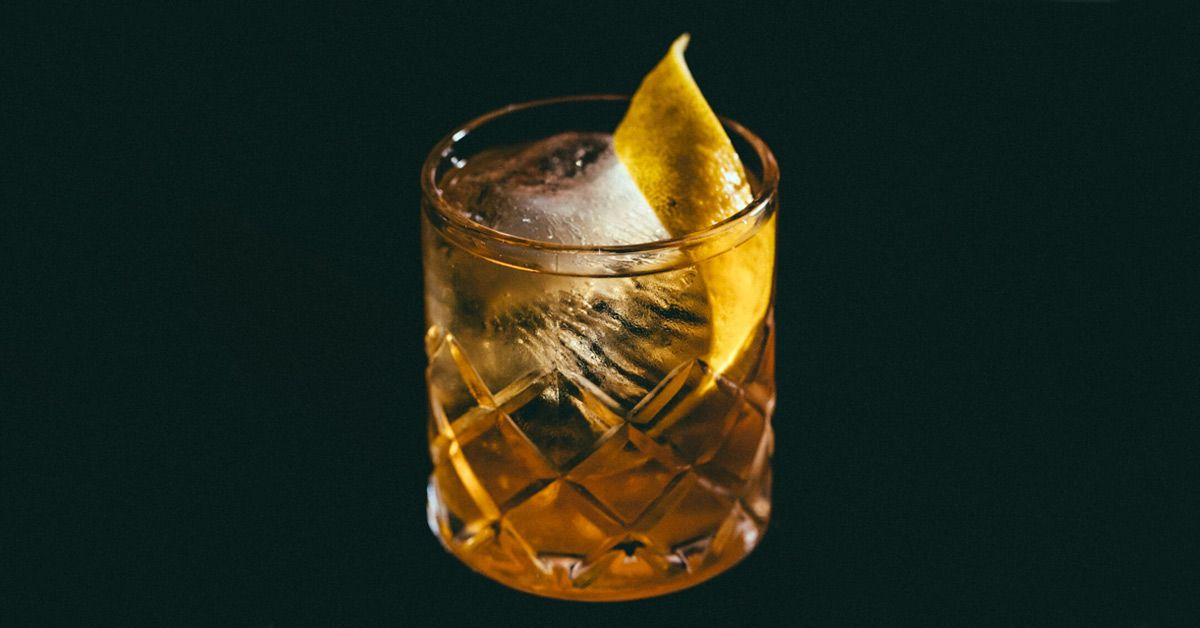 10 Cocktails, One Gorgeous Golden Ingredient