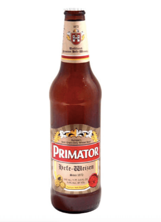 Primator Hefeweizen