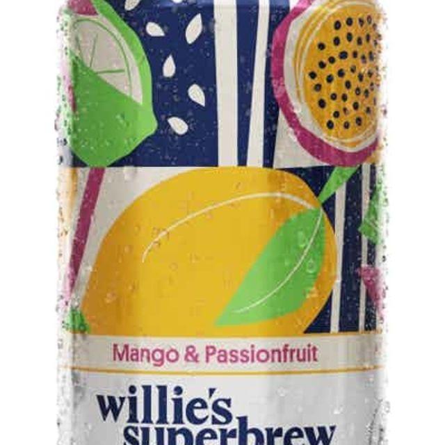 Willie's Superbrew Mango & Passionfruit