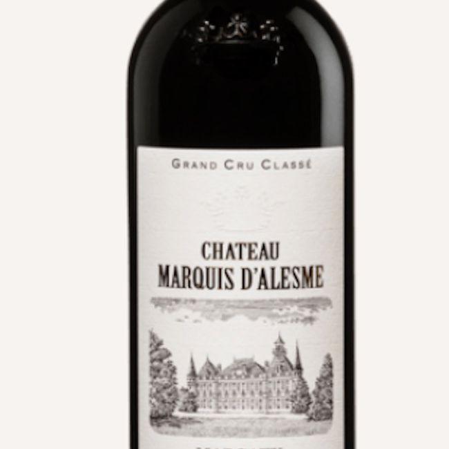 Château Marquis d'Alesme Margaux (Grand Cru Classé)