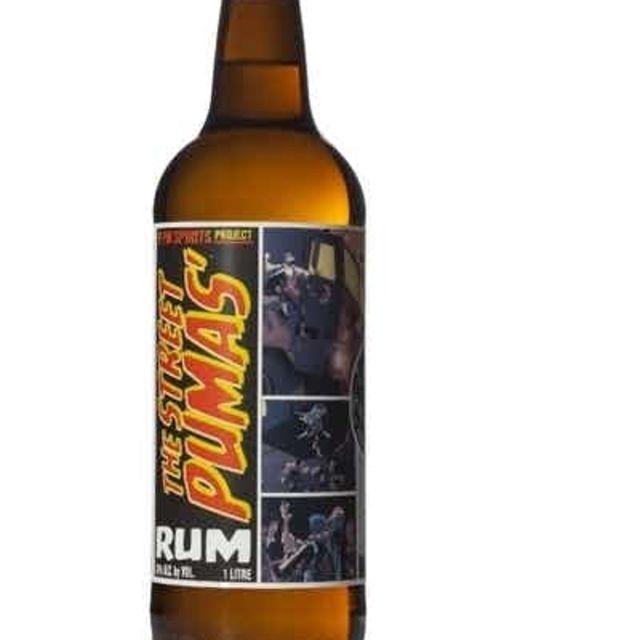 Street Pumas Rum