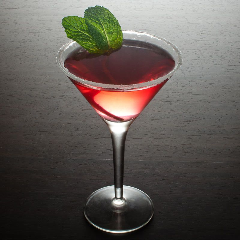 Side by Sidecar cocktail