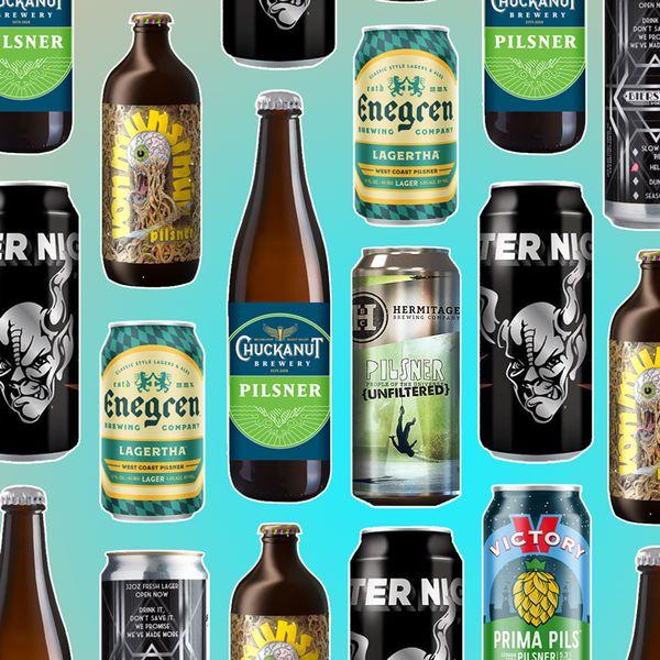 Pilsner beers