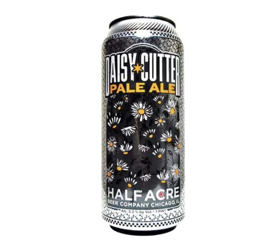 Half Acre Beer Co. Daisy Cutter Pale