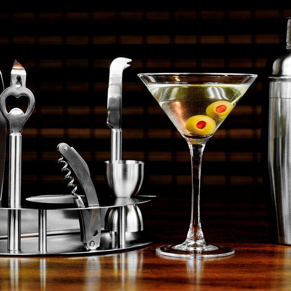 martini and bar tools