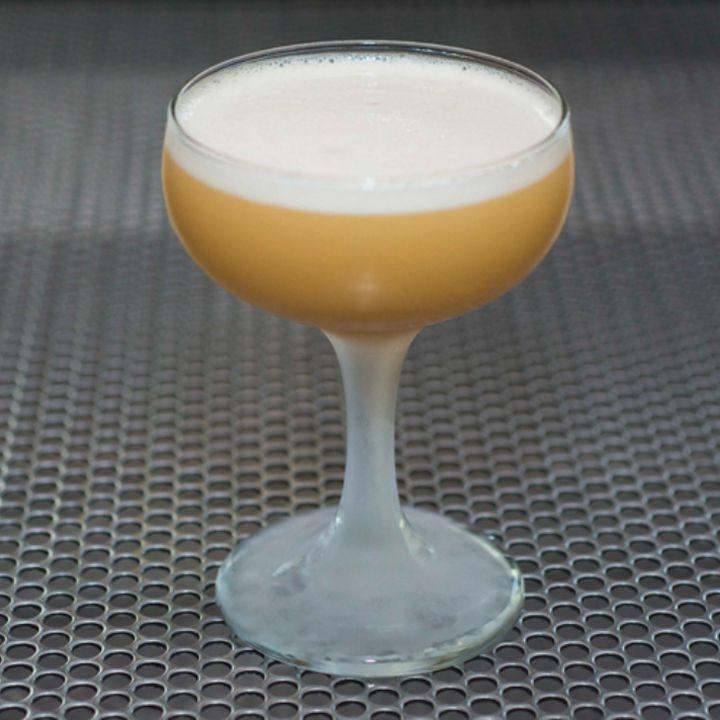 Green Derby cocktail