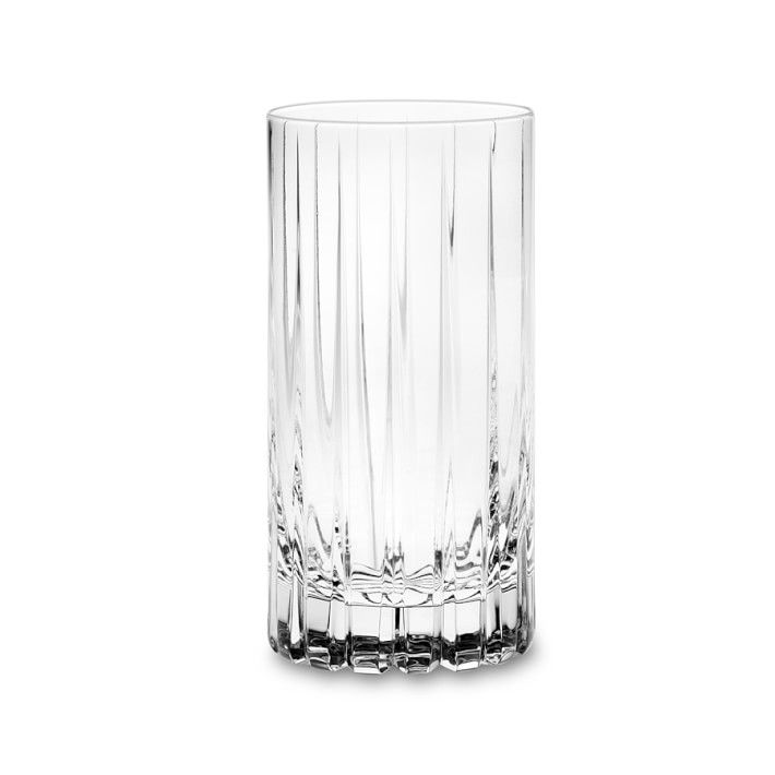 Williams-Sonoma Dorset Crystal Highball Glass,