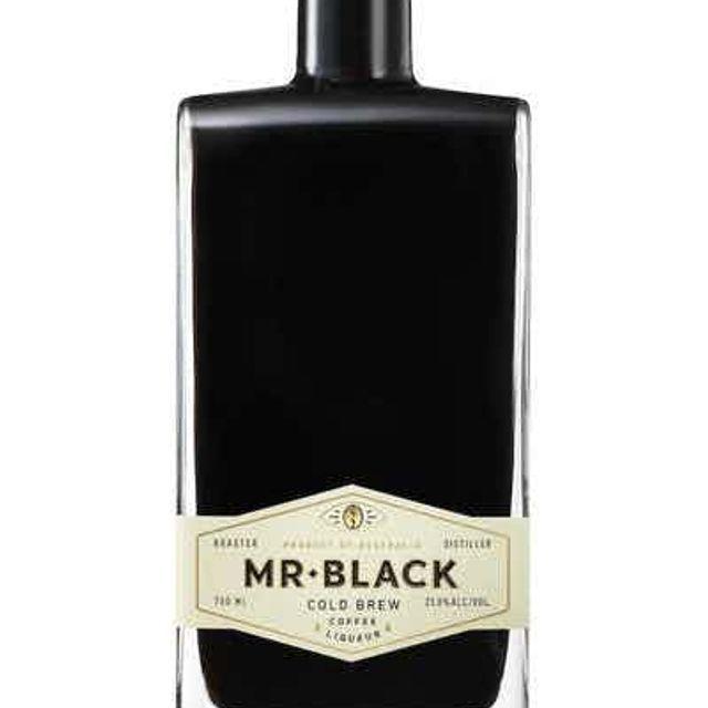 Mr. Black Cold Brew Coffee Liquor