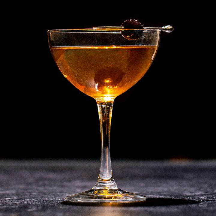 Tootsie Roll cocktail