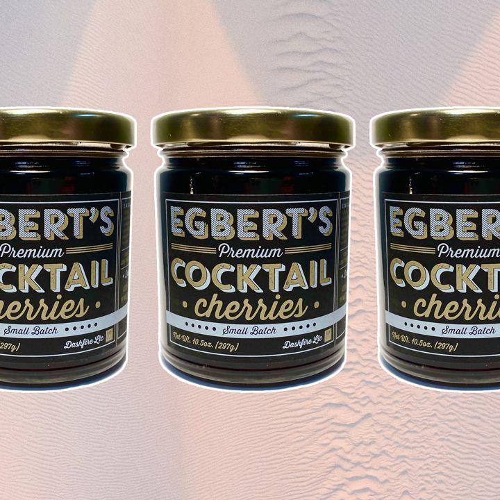 Egbert's Premium Cocktail Cherries