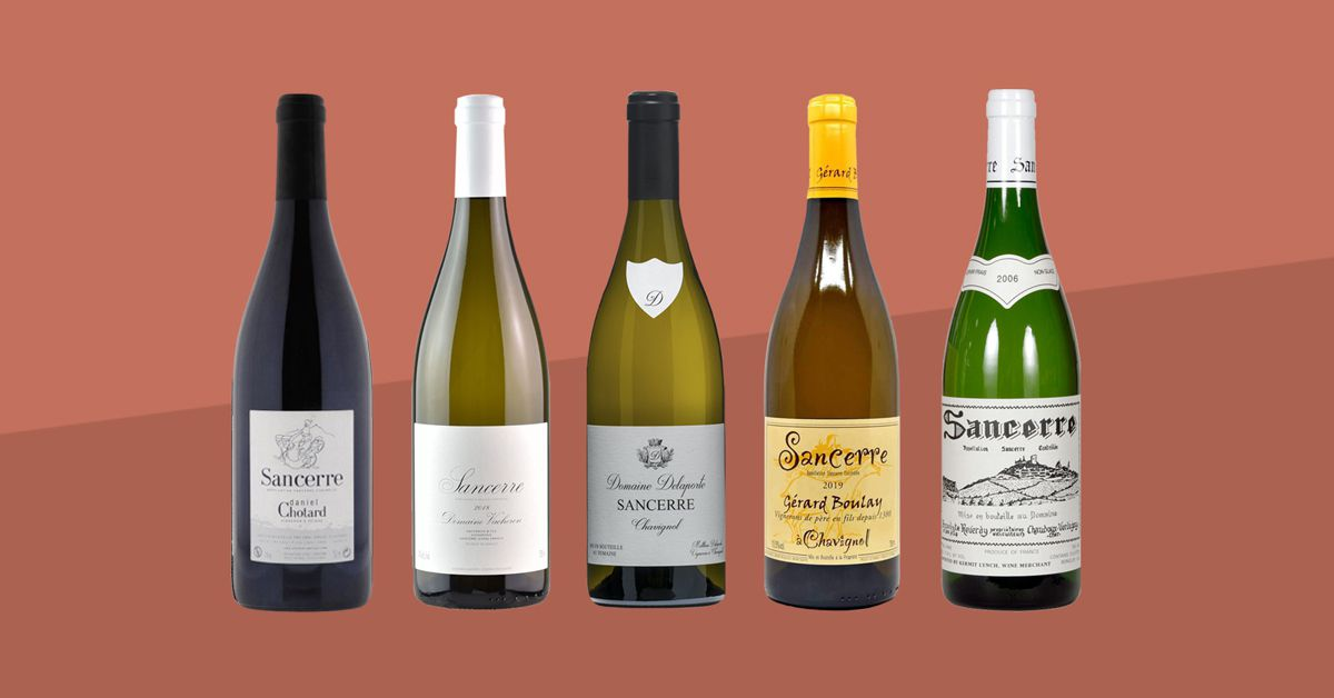 The Best Sauvignon Blancs Come from Sancerre. Try These 5.