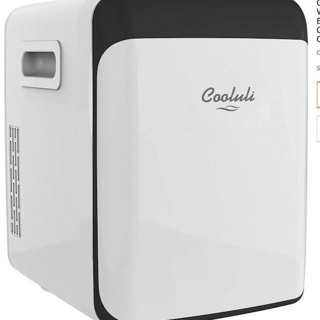 Cooluli 15 Liter Compact Portable Cooler