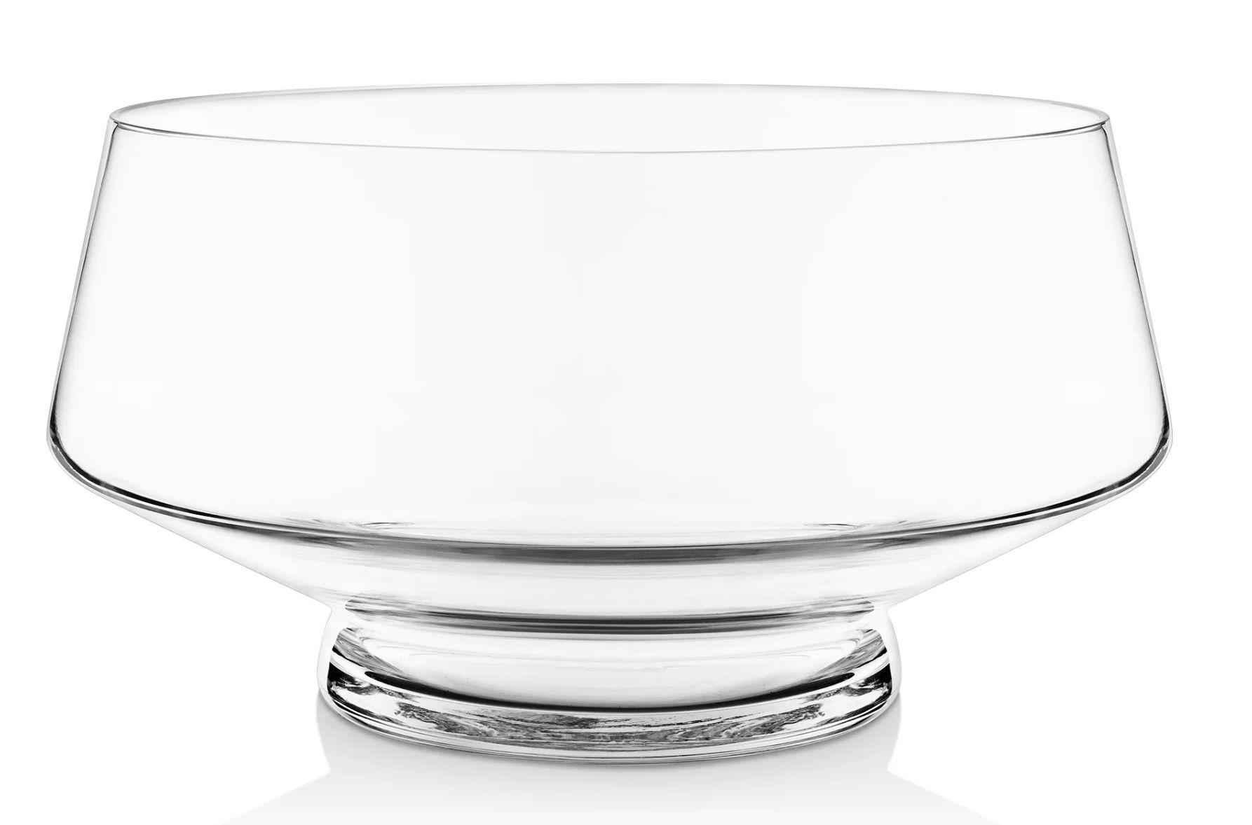 Viski 2.5 Gallon Raye Footed Punch Bowl