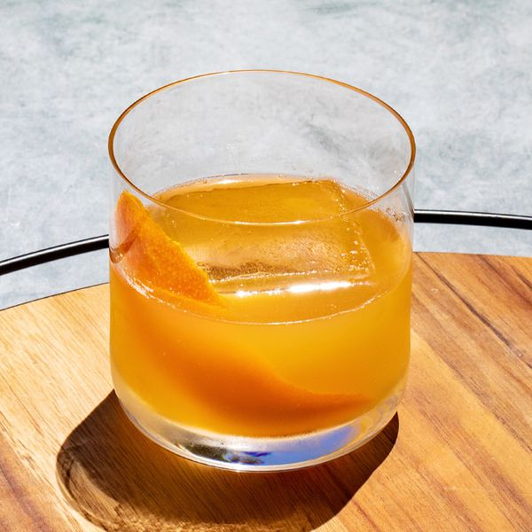 Flannel cocktail
