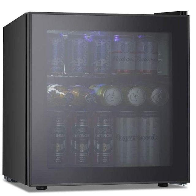 Kismile Beverage Refrigerator and Cooler