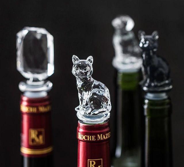 MDRN Home Glass Bottle Stopper