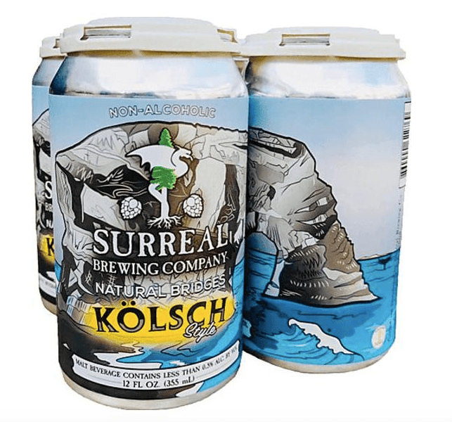 Surreal Brewing Natural Bridges Kolsch